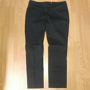 Jones New York|Nwot black ankle dress pant